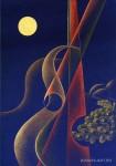Две полугитары при полной луне (2008)