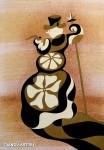 Цитрусовый снеговик (2006)