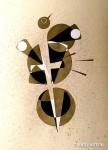 Супрематический снеговик Св. Себастьяна (2005)
