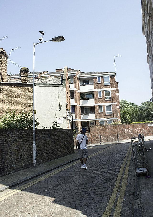 Pejac в Лондоне