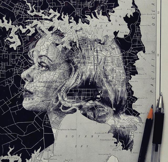 картографика