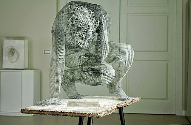 скульптура Эдоардо Тресольди