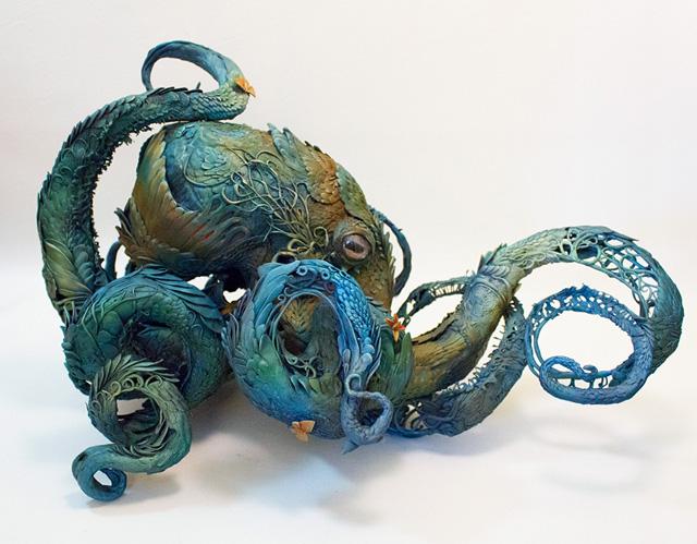 Скульптура Эллен Джьюетт