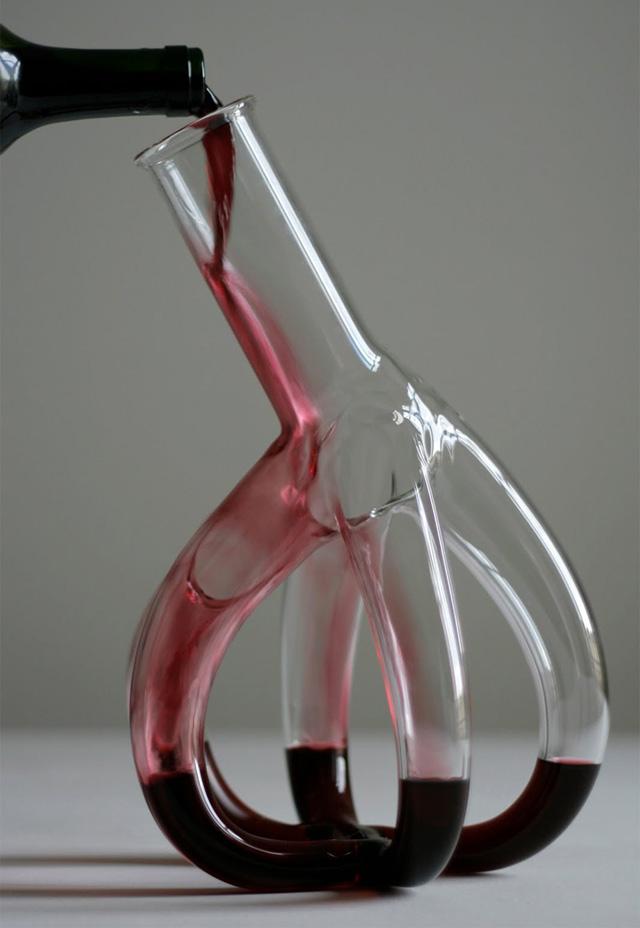декантер для вина Этьена Мено