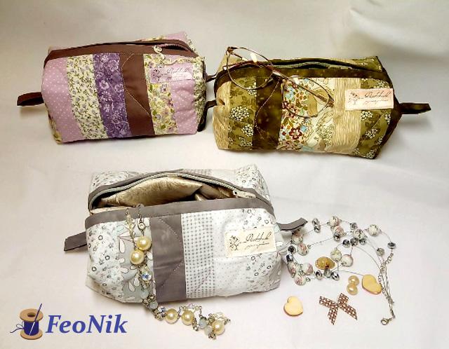 мастерская домашнего текстиля «FeoNik»
