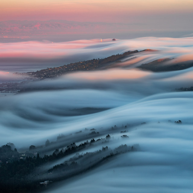 Сан-Франциско в тумане
