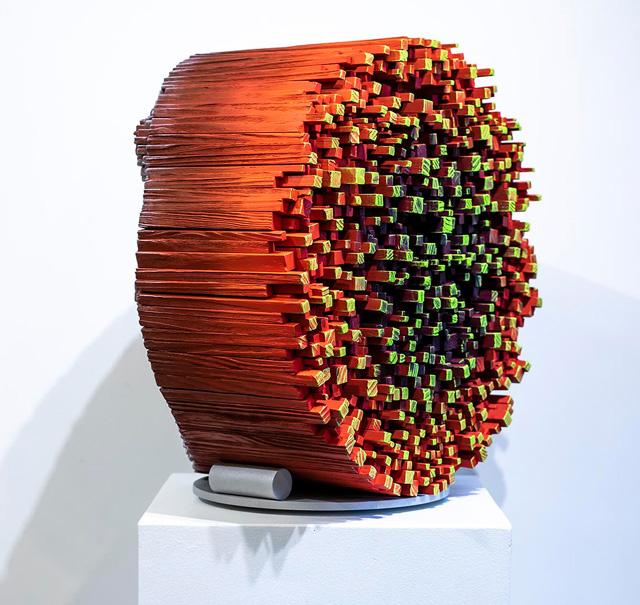 Скульптор Джил Брувель (Gil Bruvel)