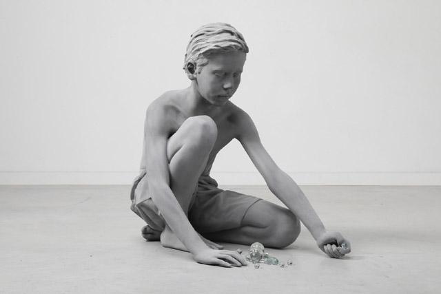 Скульптуры Ханса Оп де Бека
