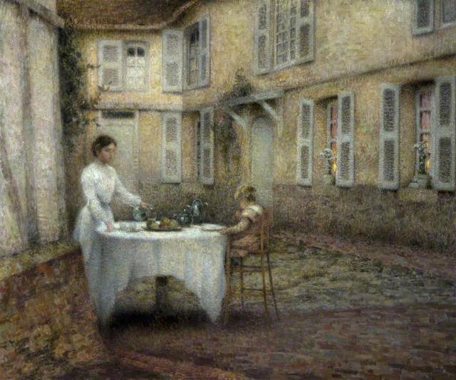 Henri Eugene Augustin Le Sidaner, 1862-1939