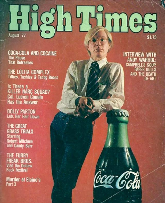 """Обложка журнала """"High Times"""" за август 1977 года, фото: Getty Images"""