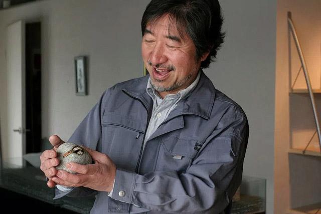 Работа Хиротоши Ито