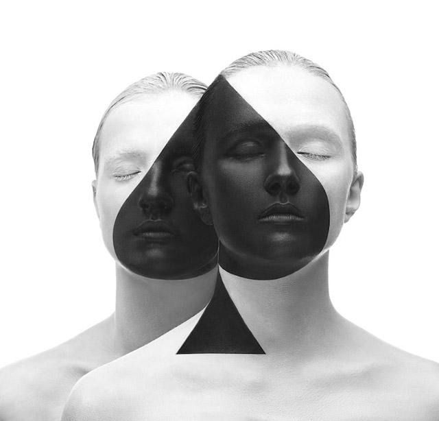 Александр Хохлов и Вероника Ершова, работа из цикла «Humiforms»