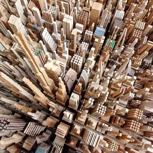 деревянная архитектура Джеймса МакНабба