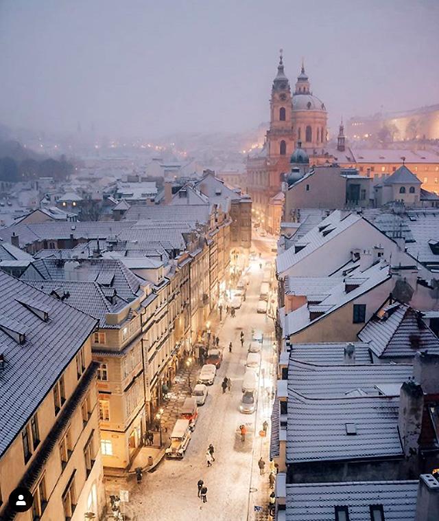 Фото: © Jerzy Michalka (2019), Malá Strana, Hlavní Město Praha, Czech Republic.