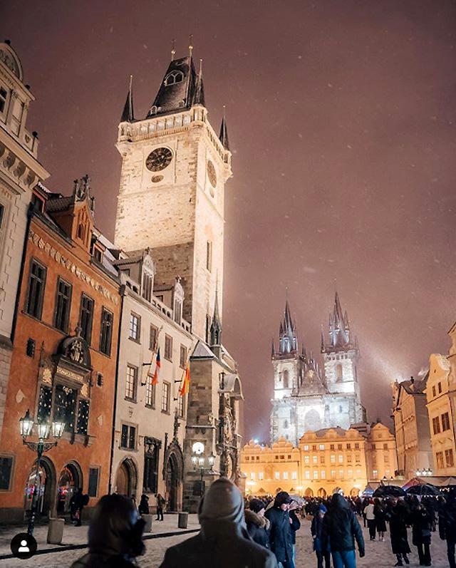 Фото: © Jerzy Michalka (2019), Prague, Czech Republic.