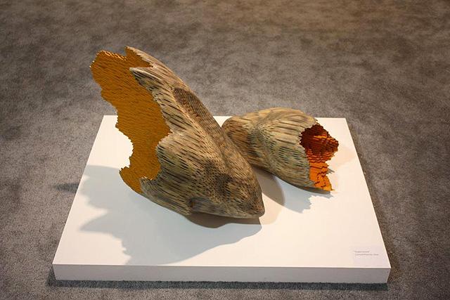 Фото с выставки Джессики Дрэнк (США)