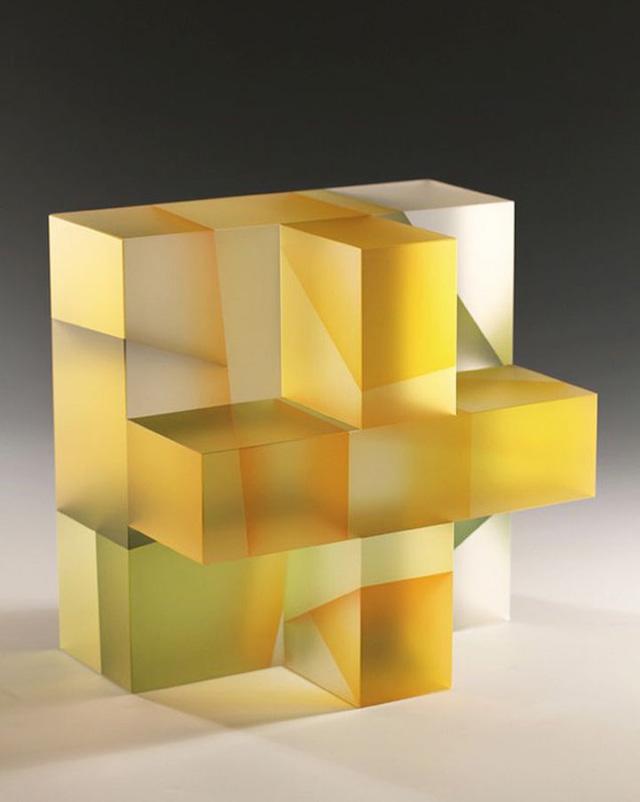 скульптура Джийонга Ли