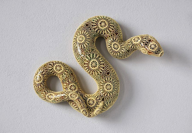 змея Жуаны Васконселос