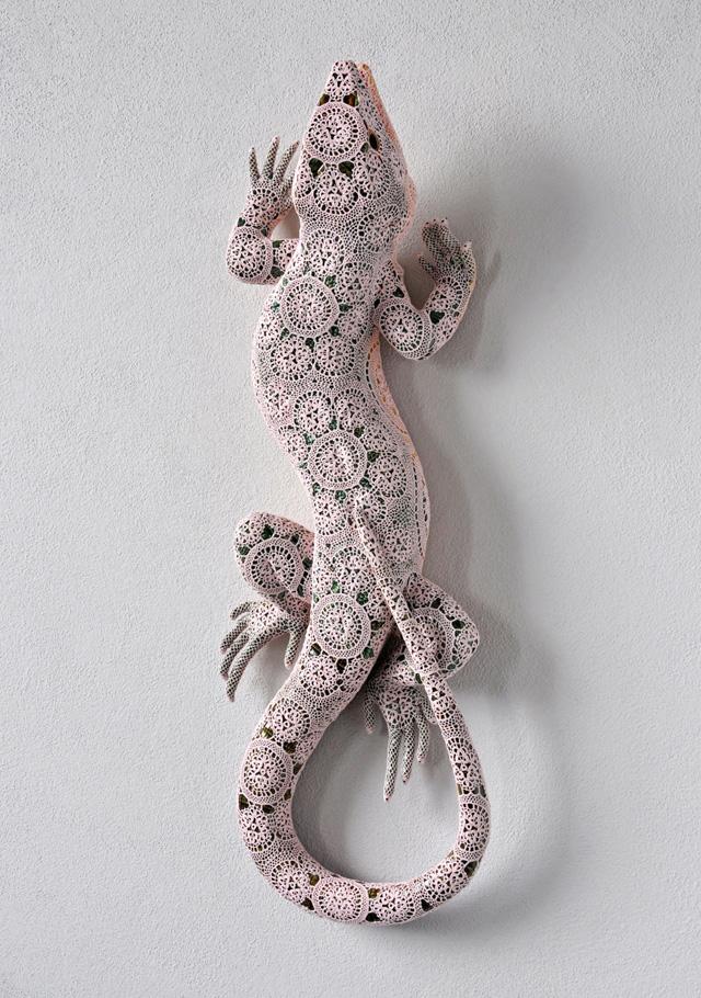 Саламандра (скульптура)