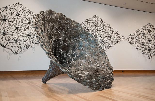 Скульптуры Джона Бизби