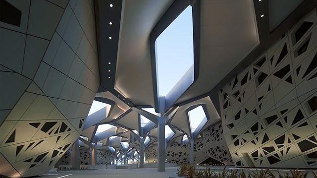 Исследовательский центр короля Абдуллы