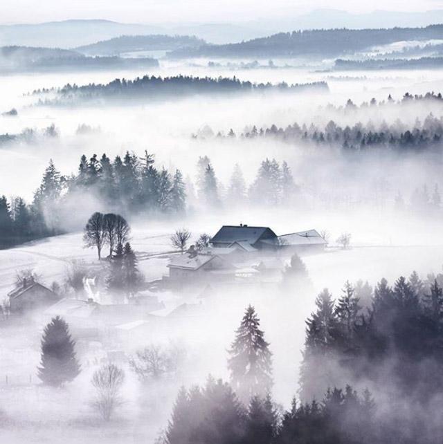 фотография Килиана Шёнбергера (Германия)