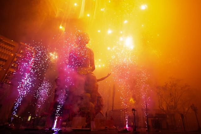 Фестиваль Фальяс
