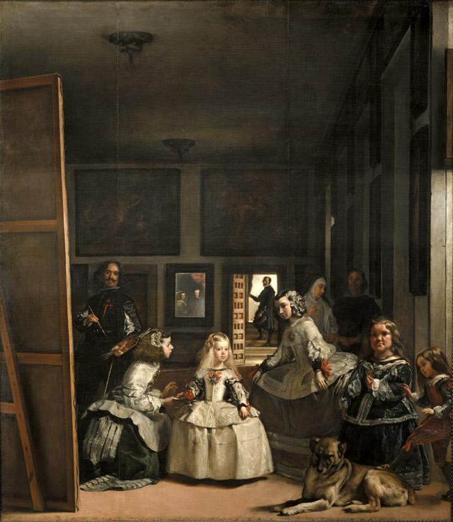 Las Meninas, картина Диего Веласкеса