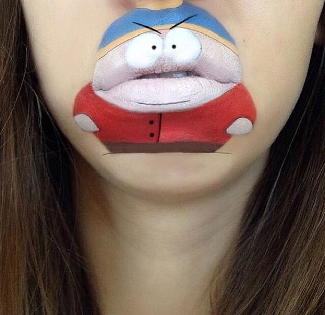 make-up Лорa Дженкинсон