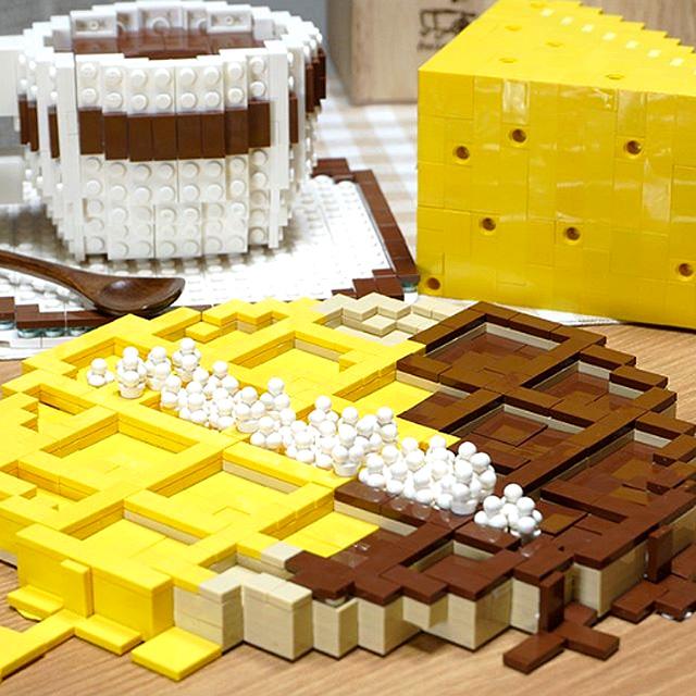 Lego Waffles & Coffee