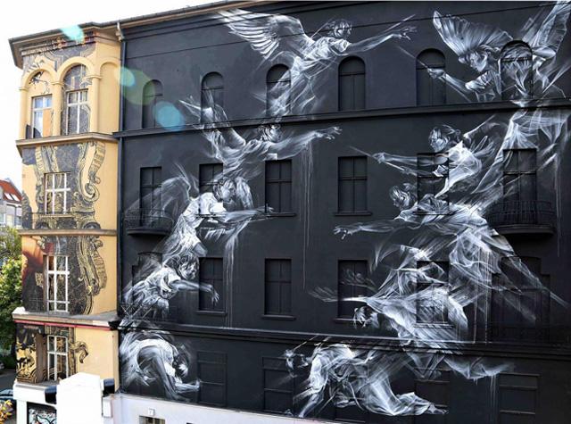 street-art by Li-Hill