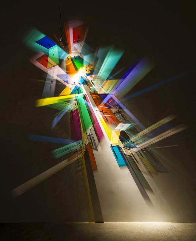 инсталляция Стивена Кнаппа