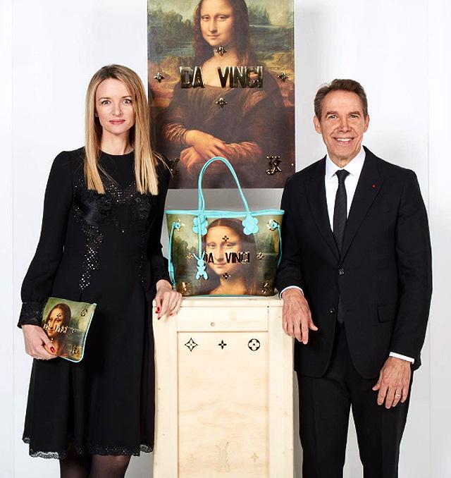 презентация коллекции Луи Вюиттон