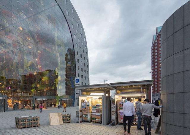 Площадь перед рынком