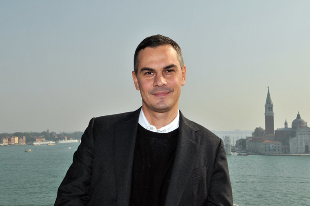 Massimiliano Gioni, foto: www.myartguides.com