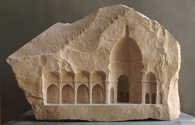 миниатюрный архитектурный макет