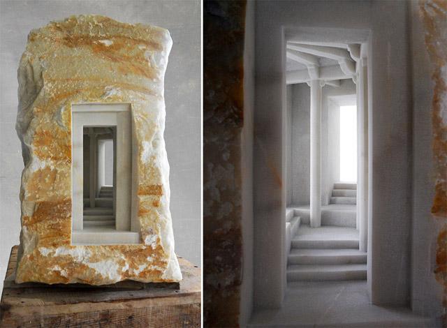 мраморная архитектура