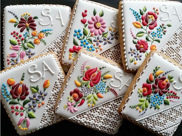 аворское арт-печенье