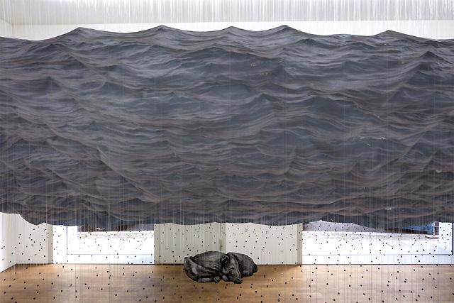 Инсталляция Мигеля Ротшильда