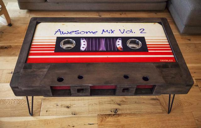 кассетный столик