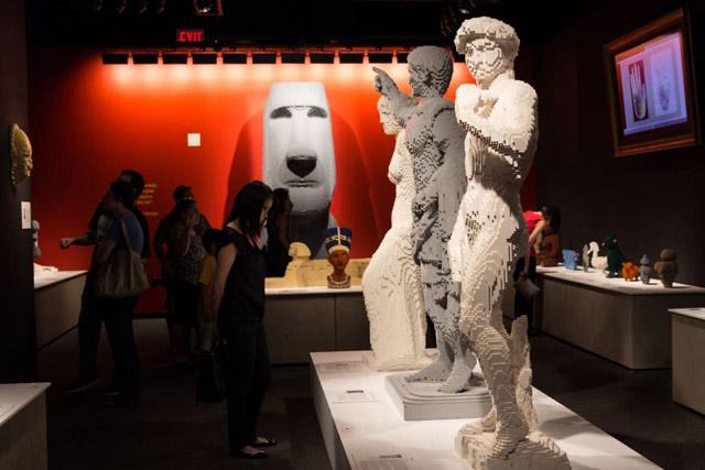Скульптуры Натана Савайи (США)