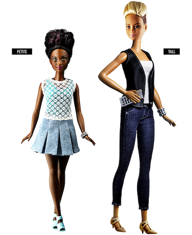политкорректные Барби