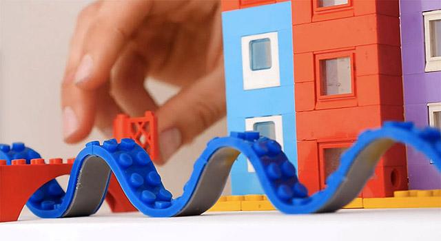 Крепежная лента для LEGO