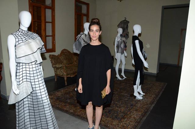 модельер Ноа Равив (Израиль)