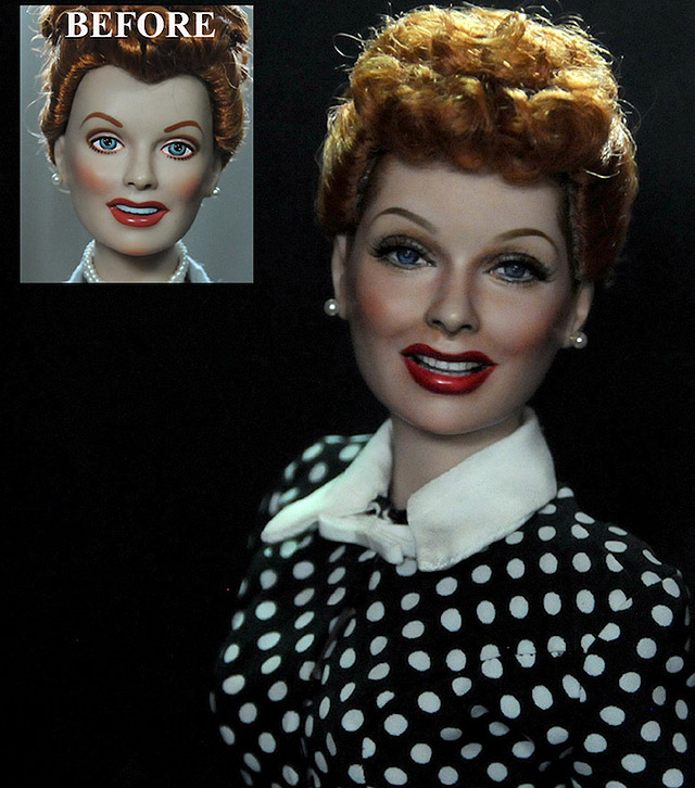 Dolls-celebrity by Noel Cruz