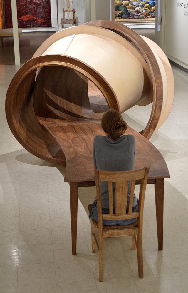 скульптура Майкла Байтца