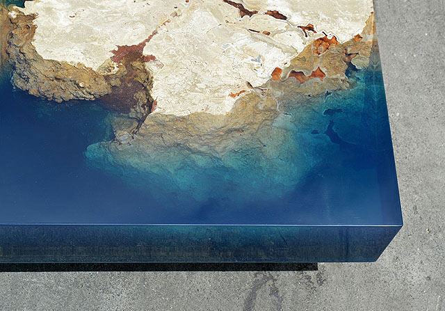океанский риф