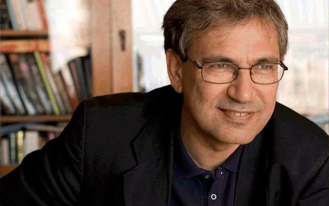 Orhan Pamuk, фото - www.peoples.ru