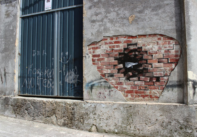 проем в стене