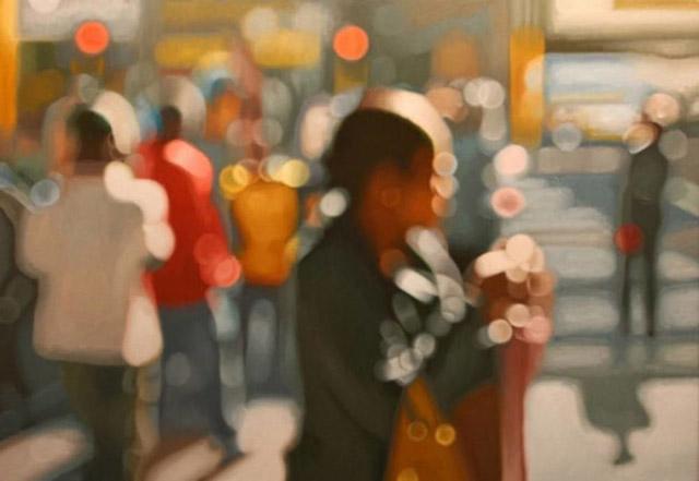Картина художника-гиперреалиста Филипа Барлоу